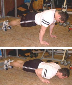 Proper Push Up Technique
